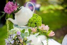 Tea Parties / by 1868 Crosby House Bed & Breakfast