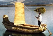 Lake Titicaca Peru / Fun things to see and do with kids at Lake Titicaca / by Travel for Kids