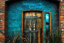 Doors / by Patrick Saltsman