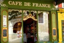 Fhotographs - Cafe,s en Terrassen-Restaurant,s / by mieke lobker