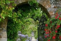 Garden-Gate Tuindoorgang / by mieke lobker