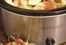 Lets Share Crock Pot Recipes / by Patrick Saltsman