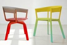 Muebles intervenidos - Furniture / Casi todos los muebles con un toque artesanal / by Fer Pas