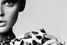 {Black & White} / by INTIMACY {bra fit stylists}