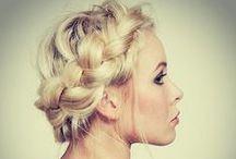 Hairstyles / by Savanna Jones