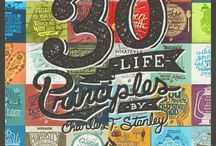 Charles Stanley 30 Life Principles / by Angela Golden Huff