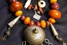 Ethnic jewelry 2 / by Tsafi צפי Gome גומא