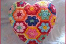 Crochet love / by Kimberly Budnik