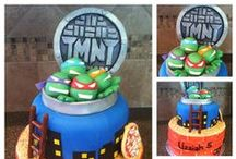 TMNT Party / by Jeanne Monteith