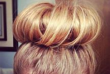 Cute hair-do's / by Alissa Weikel