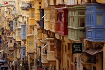 Malta Travel Destination / Characterised by a combination of cool weather and clear blue skies, this month is the ideal time to soak in views of the unique Maltese landscape and discover various historical locations interspersed across the island.  / by RE/MAX Malta, Real Estate Agency in Malta