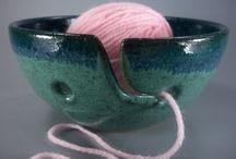 Yarn bowls / by Giulia da Urbino