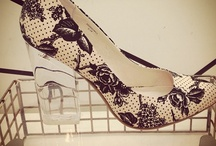 Shoes / Shoes make me happy...heels, flats, platforms, etc.  I've never met a shoe I didn't love.  When life gets tough, buy shoes!!!!! / by Gail Manna