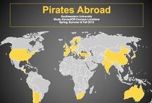 Pirates Abroad / by Southwestern University