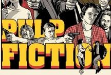 Cine - Posters rediseñados / #Cinema #Films #Movies #Dvds / by Ruth Díaz