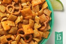 15 Minute Recipes / We bring the party. You make it in 15 minutes / by Chex