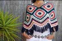 Crochet Dos Agujas Moda (1) / by Romy Romano