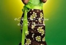 African Dresses / by WaxinDeco