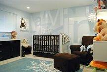 Nursery décor / by Ashley Reyes