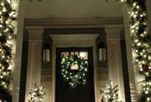 CHRISTMAS DECORATING / by Kristen Joiner