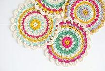 Crochet Stitch Patterns / by Slavica Cica Stevanovic