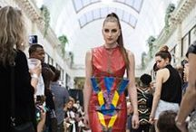 Duct Tape Fashion Show / On the runway with colorful IPG duct tape! / by IPG (Intertape)