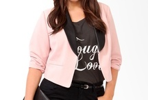 Plus size Closet / If i had a lot of money this is what my closet would look like!  / by Nina