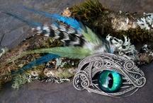 Steampunk Jewelry / by MaryBeth Hartman