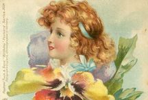 Vintage image, cromos... / by Wilma Bague