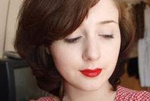 Head & Face. / Hair, beauty. / by Shelby Marie