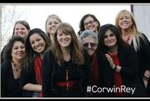 Corwin-Rey Team / Our team is dedicated to our customers and our communities.  See some of the fun things we do as an agency.  / by Corwin-Rey Insurance Agency