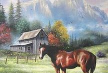 Horse / by Wilma Bague