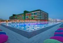 Hotels & Spas / by ღ Angela ღ
