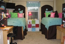 STUDENT HOUSING IDEAS / UT Tyler students: tidy up your study spaces, decorate your dorm room and more. / by UT Tyler