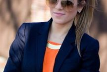 PATRIOT FASHION / Add orange and blue to your fashion wardrobe! / by UT Tyler