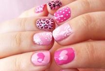 Pretty Nails  / by Pretty Squared