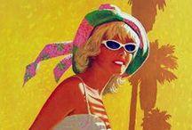 Vintage Travel Posters / by Josie Becker