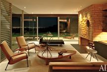 Mid Century Modern Interiors / by Jeff Taback