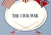 Civil War Resources / by Journey to the Past