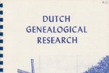 Dutch Resources / by Journey to the Past
