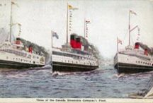 Great Lakes Shipping Resources / by Journey to the Past