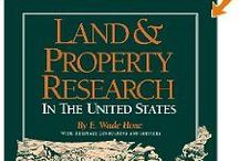 Land and Property Research / by Journey to the Past