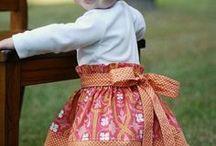 Sewing kids clothes / by Krystal Gumaer