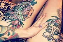 Tats&Piercings / by Emily Berger