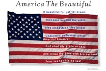 America- Land That I Love !! / by Gayle Hartman-Weatherford