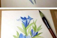 Art - Watercolors / by Lynn Fazz
