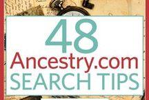Ancestors - Learning Genealogy / by Gayle Hartman-Weatherford