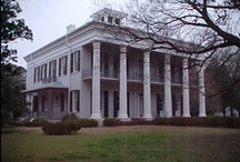 ANTEBELLUM ARCHITECTURE SOUTH / STRUCTURES FROM THE OLD CONFEDERACY PLUS KENTUCKY / by John Jenkins