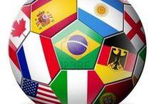 futbol / futbolistas / by salus bejarano