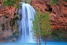 Waterfalls / by Cox's Honey